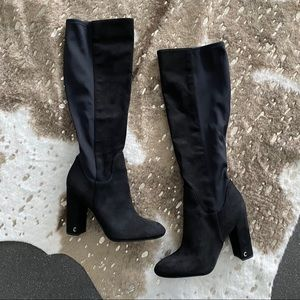 Sam Edelman circus knee high boots 8.5